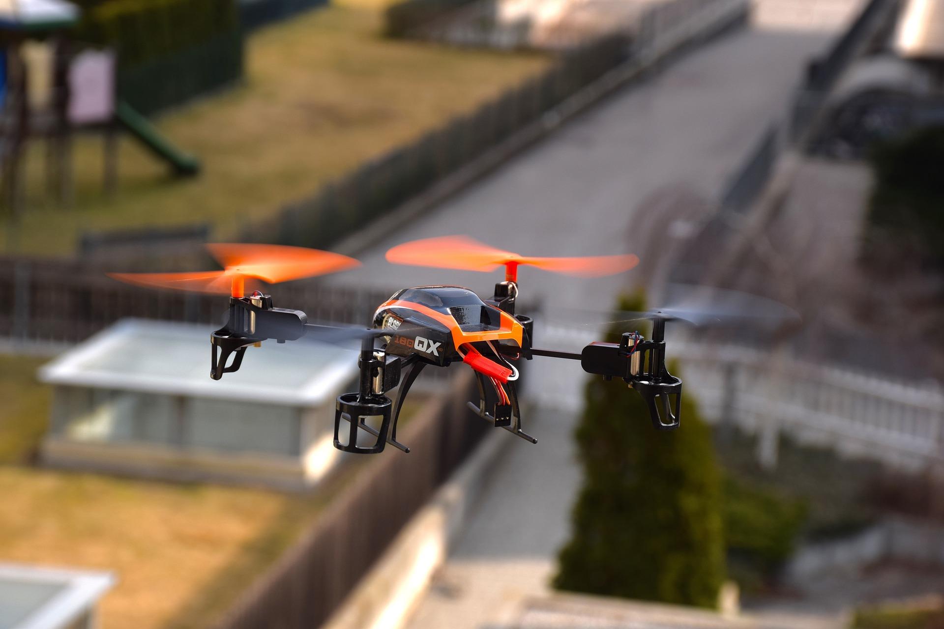 drone legislación